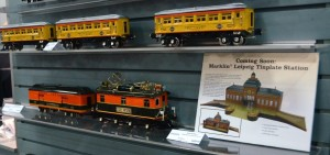 Manufacturers at Trainfest