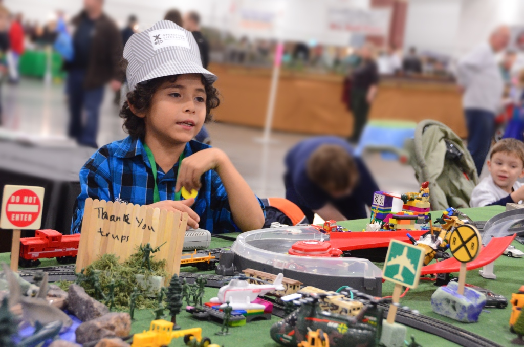 Young Model Railroader