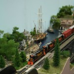 Trains at Trainfest