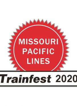 Trainfest 2020 Pin